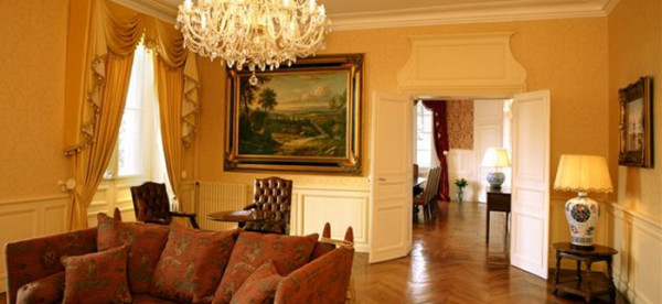 Chateau de la Frediere - an exclusive golfing hotel