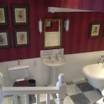 Brookend Interiors - Bathrooms for a grand country house