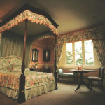 Georgian style roomset at Bromfield  Manor 1987