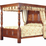 350 Baluster Bed