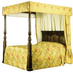 353 Country Georgian Four poster bed