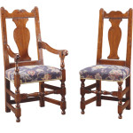 326 Splatback chairs