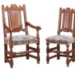321 Daniels Panel back chairs