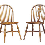 Sitting Firm - Windsor side chairs