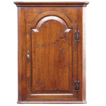 382 Wall hanging Corner Cupboard