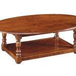 265 & 266 OVAL Coffee Table
