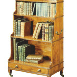 CH2 Erddig Bookcase