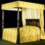 353A Country Georgian Bed