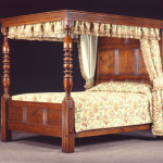 350A Baluster Bed