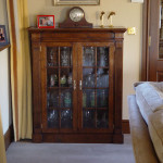 Bespoke bookcase - china cabinets