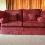 Christmas 2013 - Knole sofa made to bespoke specifications for a home in Norfolk.