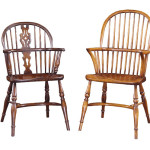Sitting Firm Windsor Chairs